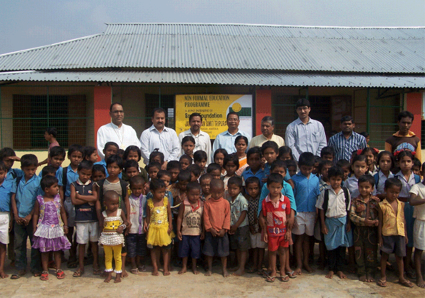 Education For Underprivileged Children | Healthcare For Poor