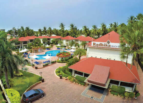 Radhika Beach Resort at Diu