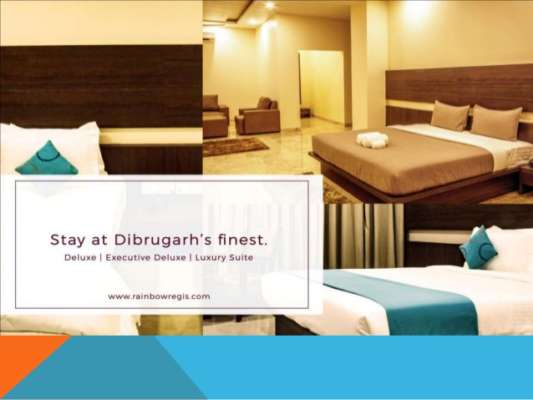 Rainbow Regis – Best Budget Hotel in Dibrugarh Assam