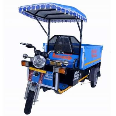 Need of E Rickshaw in India