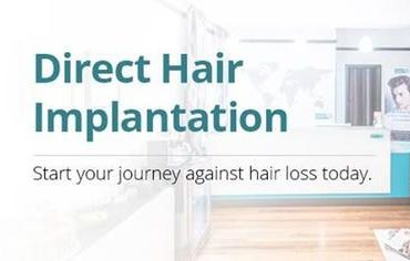 DHI Clinic Offers Effective Hair Loss Treatment in Delhi