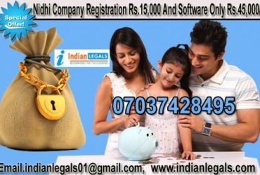 Nidhi Company Registration And Software