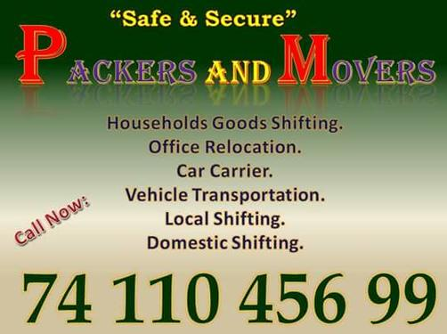 Packers And Movers in India Call Now 74 110 45 699