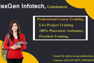 Software Development Training – Nexgen Infotech