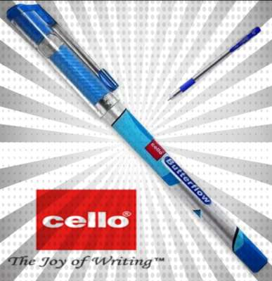 Cello pens are the No. 1 choice of the consumers in India
