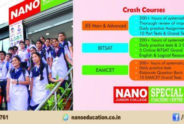 Best IIT Coaching In Hyderabad – NANO IIT ACADEMY