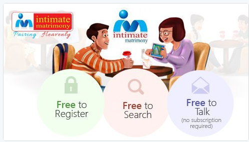 Free Kerala Matrimony   Intimate Matrimony