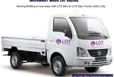 Mini Truck For Rent Bangalore – Lotrucks.com