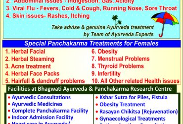 Ayurvedic Treatment Centre in Jaipur – Bhagwati Ayurveda