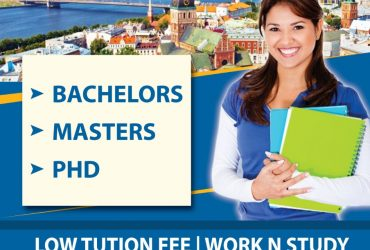 Study & settle in Europe