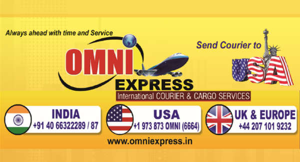 International air freight charges For Courier Delivery - Omniexpress
