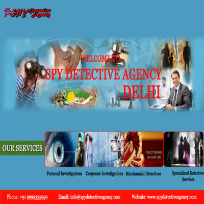 Hire the Affordable and Successful Private Detective Agency in Delhi