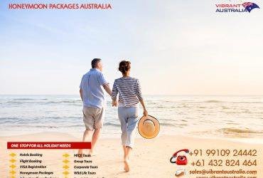 Australia honeymoon packages