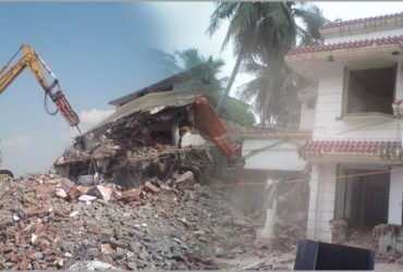 Building Demolition Contractors in Chennai – VRVR Constructionss