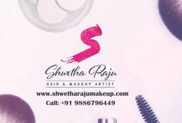 Makeup Artist in Bangalore | www.shwetharajumakeup.com