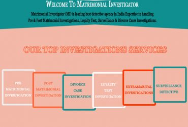 Matrimonial Detective Agency in India || Matrimonial Investigator