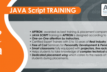 Javascript Course in Delhi