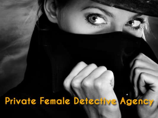 No.1 Female Private Detective Agency in Delhi