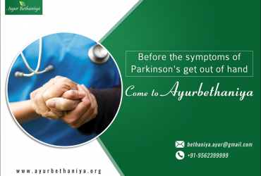 Ayurveda Treatment  For Parkinson's  disease