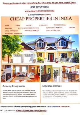 Invest in commercial shop in India