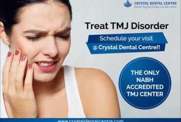 Get The Best And Effective Treatment For TMJ Disorder!