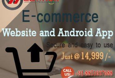 E-commerce Website Development Services in Dwarka – Webwrox Technology