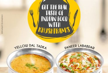 Healthy and Delicious Best Restraurant Food at Khushiram