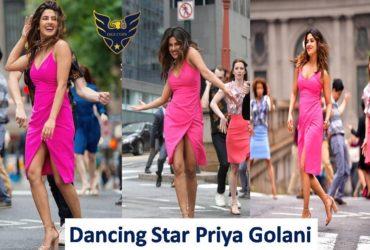 Dancing Star Priya Golani