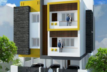 Premium 2bhk flats near kasi theatre