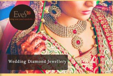 Real Diamond Jewellery, Bridal Diamond Jewellery, Wedding Diamond Jewellery