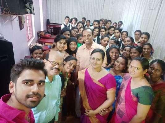 English language and IELTS Coaching Centre at Muvattupuzha