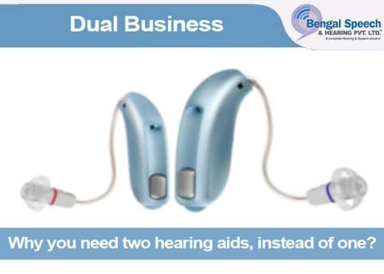 Hearing Aid – Solution for hearing problems
