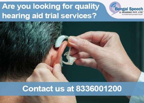Buy Hearing Aids in Kolkata from Bengal Speech & Hearing Pvt. Ltd.