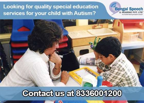 Best Speech Therapist in India – Bengal Speech & Hearing Pvt. Ltd.