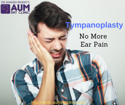 Effective Eardrum Reconstruction With Tympanoplasty
