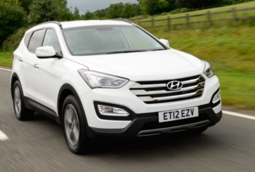 Hyundai Santa Fe 4*2 AT For Sale