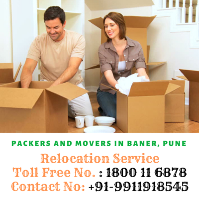 Verified Movers and Packers in Baner, Pune