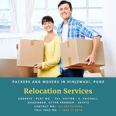 Trusted Movers and Packers in Hinjewadi, Pune.