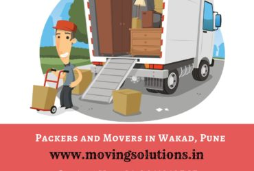Top Movers and Packers in Wakad, Pune
