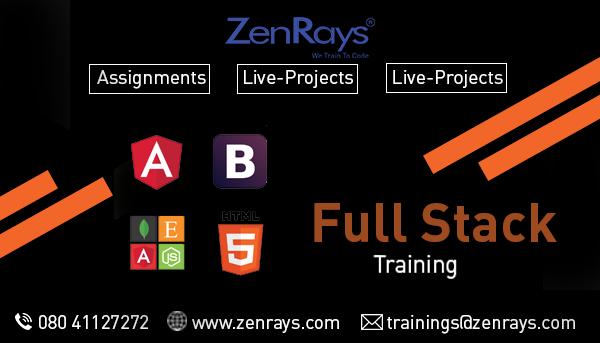 Full Stack Web development training in Bangalore | Best Software training institute