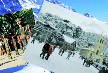 Kullu Shimla Manali Chandigarh Honeymoon Package