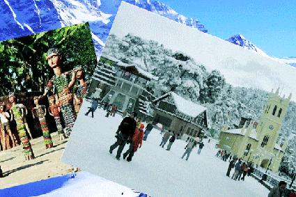 Kullu Shimla Manali Chandigarh Honeymoon Package