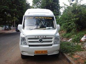 Tempo Traveller rental bangalore || Tempo Traveller rentals in  bangalore || 09019944459
