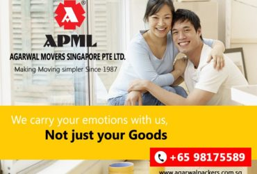 Agarwal Movers Singapore Pte. Ltd.