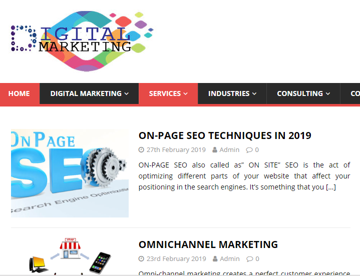 Know the latest trends in Digital Marketing 2019
