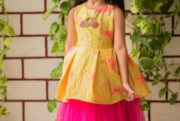 Best collection of kids clothing for girls at Mirraw