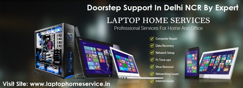Fix Your PCby  Laptop Home Service In Noida Uttar Pradesh