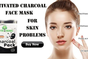 Activated Charcoal FaceMask Remove Skin Impurities