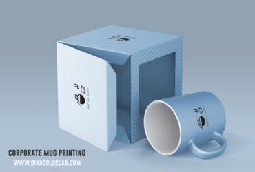 Corporate Mug Printing