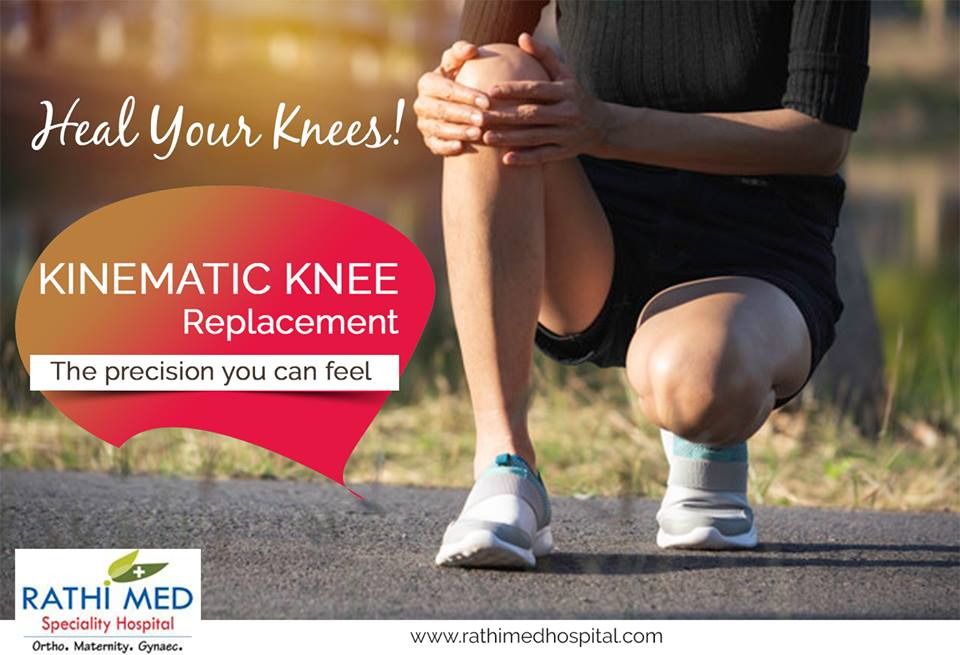 Bring Movement Back To Your Life With Kinematic Knee Replacement